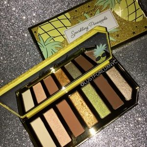Too Faced Tutti Frutti Sparking Pineapple Palette